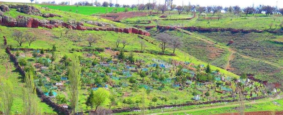 Alakuşak Kelgin Köyü Mezarlık Ziyareti