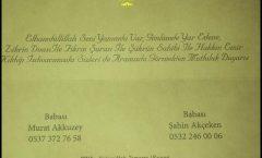Seyhan & Murat Düğüne Davet
