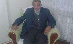 Vefat Bayram Köseoğlu