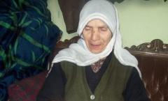 Vefat Asiye Karaoğlu