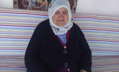 Vefat Eşe Köseoğlu